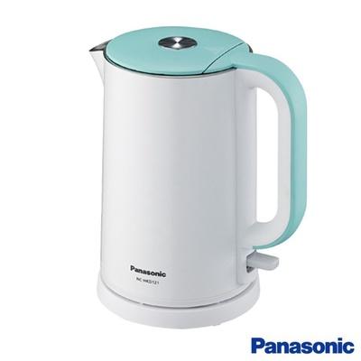 【國際牌Panasonic】1.2L不鏽鋼雙層隔熱快煮壺 NC-HKD121