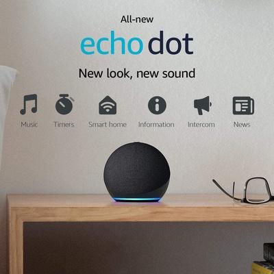 Amazon|Echo Dot 4th 智能揚聲器