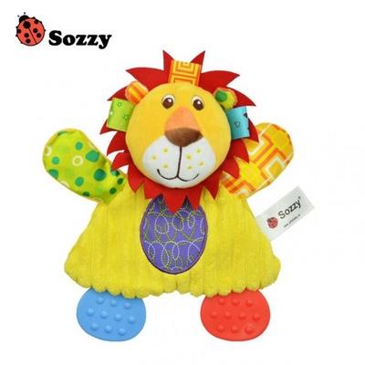 Sozzy | ตุ๊กตายางกัดเสริมพัฒนาการเด็ก (คละแบบ)