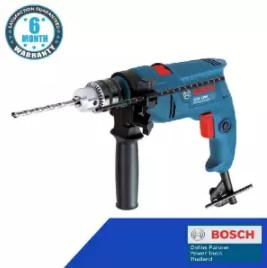 Bosch | สว่านกระแทก 13 มม. รุ่น GSB 550 SET พร้อมกล่องและดอกสว่านอุปกรณ์เสริม