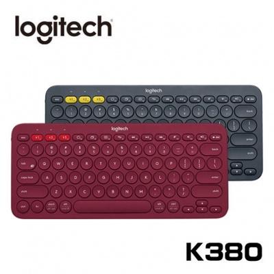 Logitech羅技 K380 跨平台藍牙鍵盤