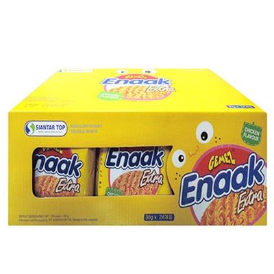 【Enaak】韓式小雞麵-雞汁味盒裝