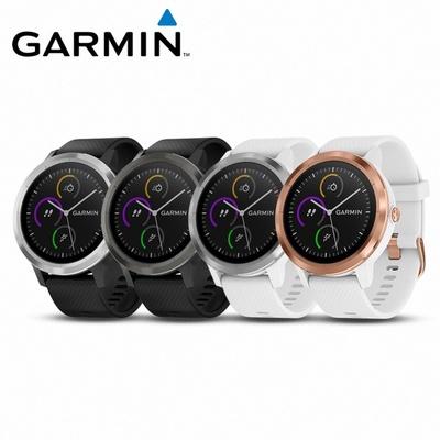 【GARMIN】vivoactive 3 行動支付心率智慧腕錶