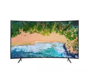 Samsung UHD 4K Curved Smart TV 55