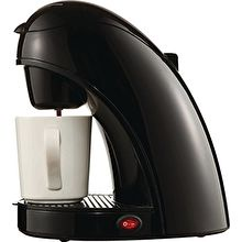 Brentwood TS-112 1-Cup Coffee Maker