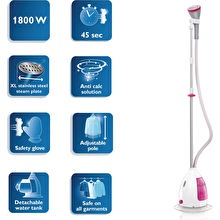 Philips ClearTouch Garment Steamer GC532/30
