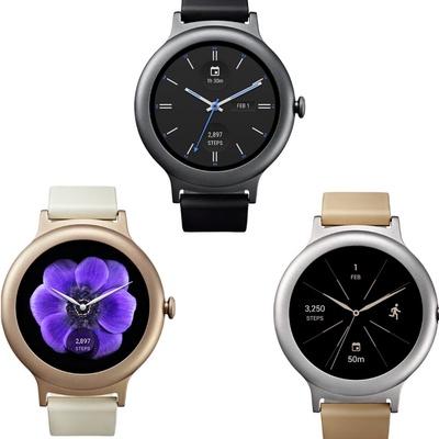 【LG】LG Watch Style W270 智慧手錶