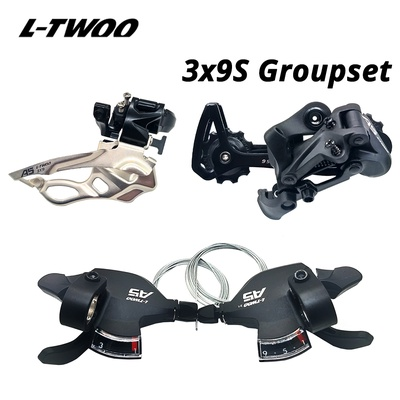 LTWOO | A5 3x9 speed, 27s Trigger Shifter compatible ALIVIO / ACERA