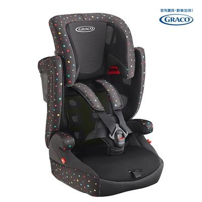 【Graco】嬰幼兒成長型輔助汽車安全座椅(AirPop)