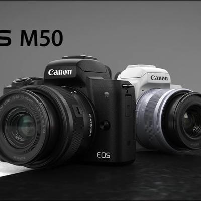 【Canon】EOS M50 Body