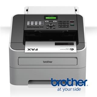 【Brother】FAX-2840 黑白雷射傳真機