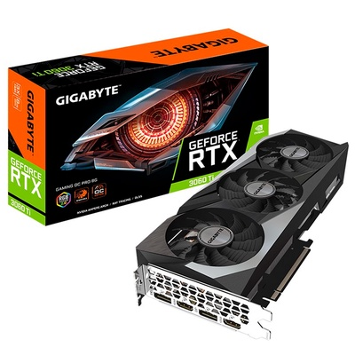 GIGABYTE | การ์ดจอ GeForce RTX 3060 Ti GAMING OC 8G VGA