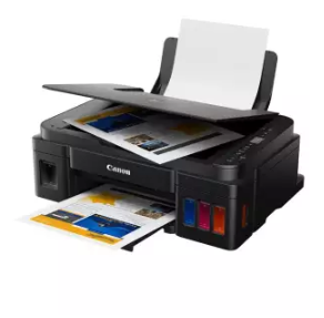 CANON | เครื่องพิมพ์ CANON PIXMA G2010 Printer All in One INK TANK