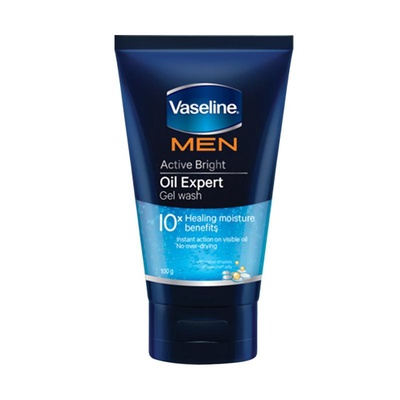 Vaseline | Men Active Bright Oil Expert Gel Wash