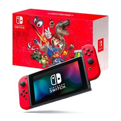 Nintendo SWITCH - Super Mario Odyssey Edition - INTL
