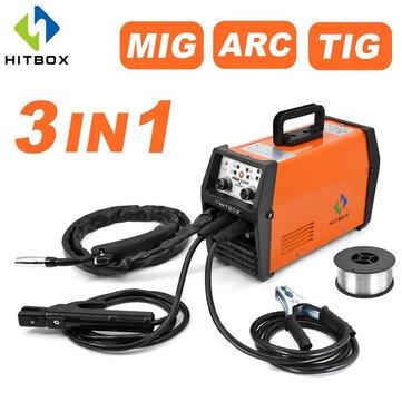 HITBOX   HBM1200 TIG Welding Machine