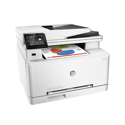 HP | Color LaserJet Pro MFP M277n Printer
