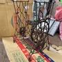 懷舊古玩-裁縫車腳架