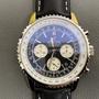 百年灵 Breitling 復仇者系列男士腕錶 復仇者黑鳥 男錶 三眼計時錶