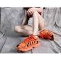 KUMO SHOES-Adidas Originals Yung-1 復古 老爹鞋 橘色 限量 編織 球鞋 B37613