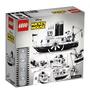 迪士尼經典之作玩家級收藏Disney LEGO 21317 威利號汽船米奇樂高預售