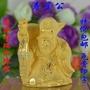 香港代購特價壽星公/黃金擺件/送長輩老人客戶生日禮物絨沙金黃金禮品擺件