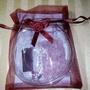 粉水晶甘斯手環材料包(含CO2甘斯5cc)