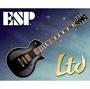 【小麥老師 樂器館】免運優惠 ESP LTD EC-256 BLK 電吉他 經典黑