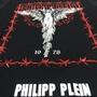 Philipp plein PP pp短袖 衣服 T恤 絕版品 S號