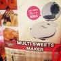 日本品牌多種甜點鬆餅機可以做甜甜圈愛心圖案跟小鬆餅