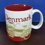 絕版starbucks星巴克icon城市杯馬克杯丹麥Denmark