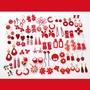 迷幾新年紅色喜慶耳環復古新娘長款流蘇耳釘網紅過年耳飾氣質新款項鏈
