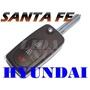 HYUNDAI 現代汽車SANTA FE I30 原廠遙控器鑰匙 (原廠替換外殼)