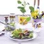 Edible flower可食用植物水耕栽培盆器/矮牽牛 (水耕/室內栽培/矮牽牛/食用花/料理/西餐)