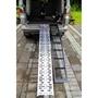 承重340公斤 附提把 鋁合金 登車板 爬坡道 斜坡板 登車梯 斜坡 機車 摩托車 無障礙 輪椅 ATV  適用