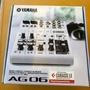 YAMAHA AG06 6軌 USB多功能混音器 Yamaha全新公司貨