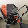 TIME DEAL 2in1 BUNDLE DEAL PRELOVED: Lucky Baby Feebo stroller (Reversible handle) include neck rest from Cheeky BonBon