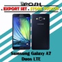 Samsung Galaxy A7 Duos LTE Export Set Without Warranty!