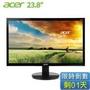 ★分期0利率★acer K242HYL B 23.8 吋VA螢幕/1920x1080/不閃頻/防眩光/濾藍光/D-Sub/HDMI/DVI/壁掛/MM.TBNTT.001★汎用推薦3588↘現折 ACER 24吋VA/HDMI最殺!!