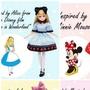 迪士尼 愛麗絲 莉卡娃娃 東京迪士尼樂園限定 Alice