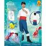 迪士尼服裝大人迪士尼埃利克小美人魚服裝標準尺寸 PERFECT WORLD TOKYO