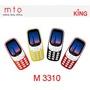 MTO M3310 直立式手機 老人機 業務機 銀髮族