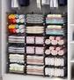 衣櫃神器抽屜收納分隔板整理置物架衣櫥隔斷板櫃子分層架自由組合ATF