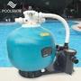 吸污機 游泳池水處理凈化器設備一體循環石英砂砂缸沙缸過濾器吸污機水泵 全館85折起 JD