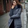 特價!韓國Nepa 阿拉斯加長版鵝絨外套/超保暖羽絨外套