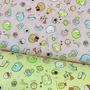 日本 卡通布料 超可愛 超夯的 角落生物 中厚棉布(幅寛108cm)