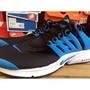 NIKE AIR PRESTO ESSENTIAL 黑藍 襪套 848187-005