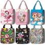 [Limited Offer] Tokidoki Canvas Shoulder Tote Bag