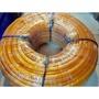 (24小時出貨)台灣製 5/8 橘色彈力水管  排水管 水龍頭管 橡膠水管 可裁剪 (一尺)(30公分)