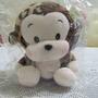 EQ豹紋猴玩偶